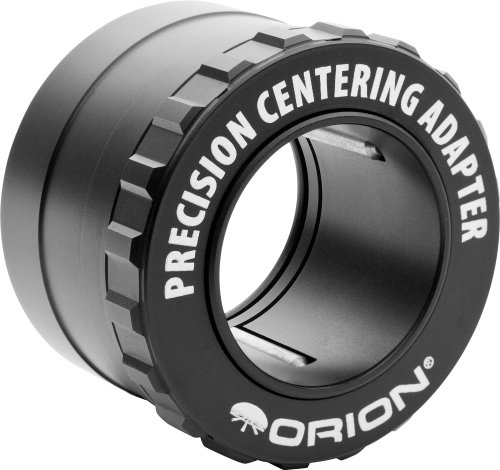Orion 52024 2-Inch To 1.25-Inch Precision Centering Adapter (Black)