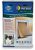 PetSafe PPA00-10984 Extreme Weather Pet Door, Small