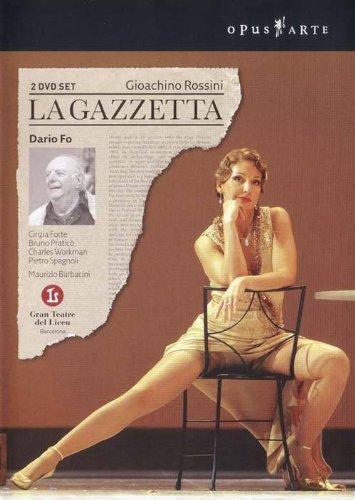 ROSSINI, G.: Gazzetta (La) (Liceu, 2005)