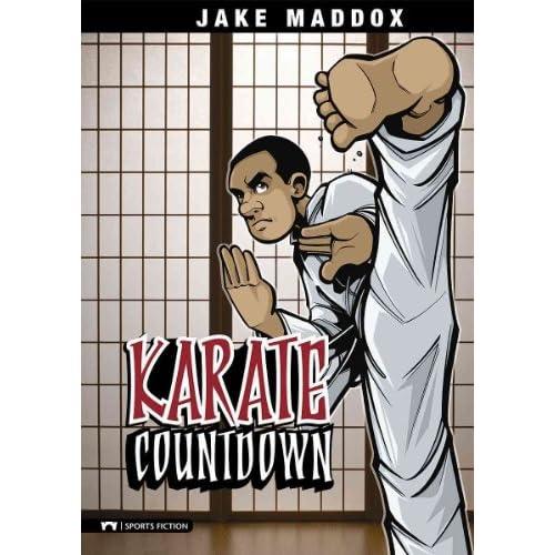 Karate Countdown (Impact Books: A Jake Maddox Sports Story)