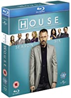 House - Season 6 [Blu-ray] [Region Free]