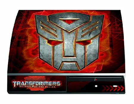 Transformers 2: Autobot Skin for the PS3