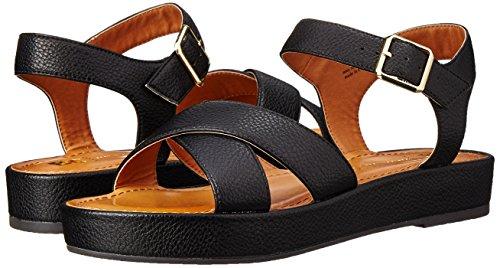 BC Footwear Women's Free Will Platform Sandal антилай innotek bc 50b в ярославле