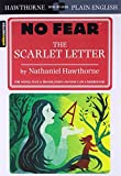 img - for The Scarlet Letter (No Fear) (Large print) book / textbook / text book
