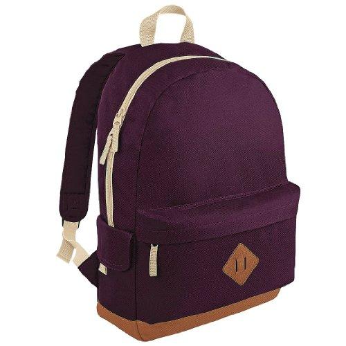 bagbase-heritage-backpack-burgundy-one