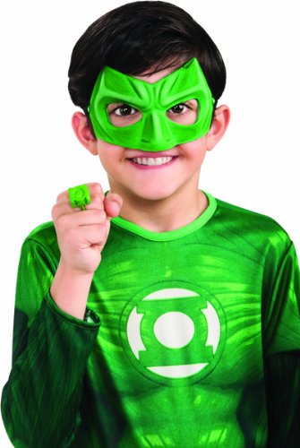 Rubie's Costume Co Green Lantern Liteup Ring Costume