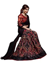 Mannequin Store Black Color Designer Saree