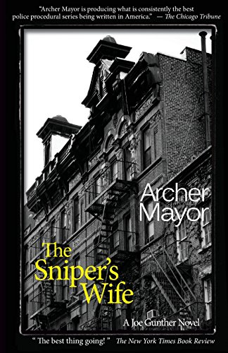 The Sniper's Wife: A Joe Gunther Novel (Joe Gunther Mysteries (Paperback))