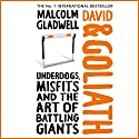 David and Goliath Audiobook by Malcolm Gladwell Narrated by Malcolm Gladwell