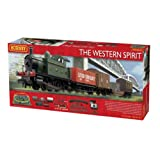 Hornby - R1161 - The Western Spirit - Train Electrique Echelle 00 (Import Royaume-Uni - Prise UK)
