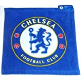Chelsea FC Face Cloth/Flannel, Blueby Linens Limited