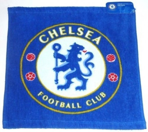 Chelsea FC Face Cloth/Flannel, Blue