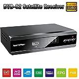 Best TV Plus+ IPS2 BestHD IKS 1080p Ethernet Port HD Digital HDMI DVB-S2 Satellite Receiver Support M3U IPTV Play via USB and Internet