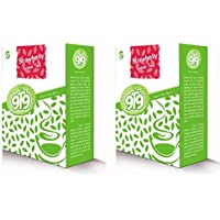 9T9 Strawberry Tea Green Tea (100 G, Box)