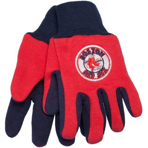 Boston Red Sox - Logo Kids Utility Gloves at Amazon.com