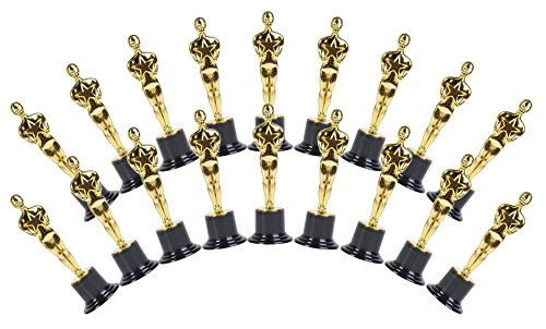 Gold Award Trophy for Award Ceremonies or Parties 6""