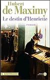 [Le] Destin d'Honorine