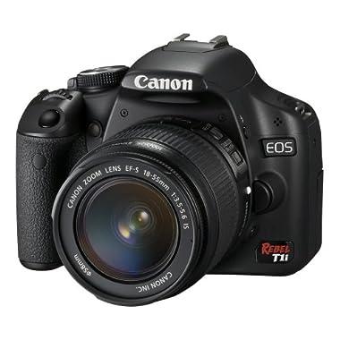 ***Canon EOS Rebel Digital SLR Camera