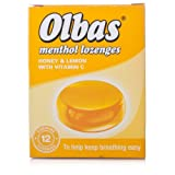 Olbas Olbas Honey & Lemon Lozenges - CLF-GRL-950
