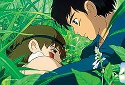 150ピース ミニパズル スタジオジブリ シネマart 2ショットシリーズ2 再生の朝 (もののけ姫) 150-G14