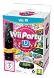 Wii Party U with Remote Plus - Black (Nintendo Wii U)