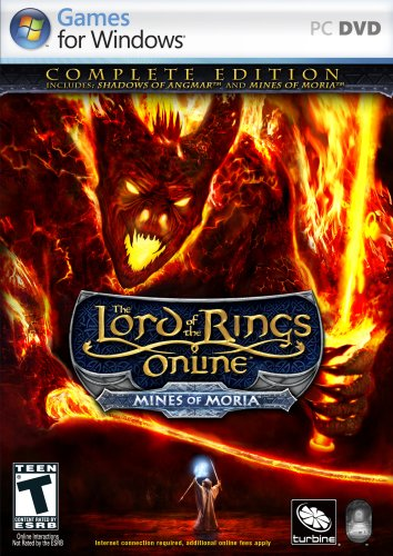 LOTRO: Mines of Moria Complete Edition NEW NIB