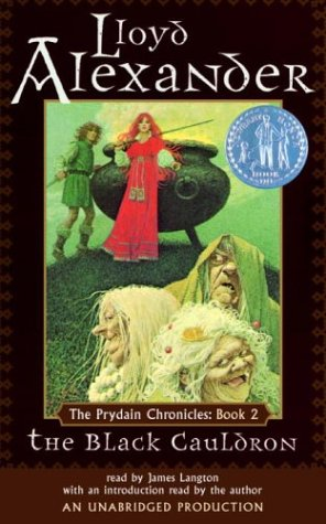 The Prydain Chronicles Book Two: The Black Cauldron (Chronicles of Prydain)