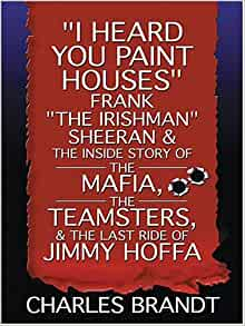 I heard you paint houses book review