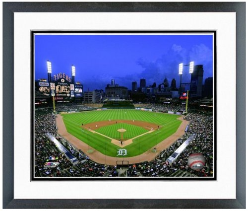 Detroit tigers comerica park mlb stadium photo 12 5 x 15 for Comerica park wall mural