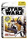 Star Wars Clone Wars 2005 Arc Trooper figure