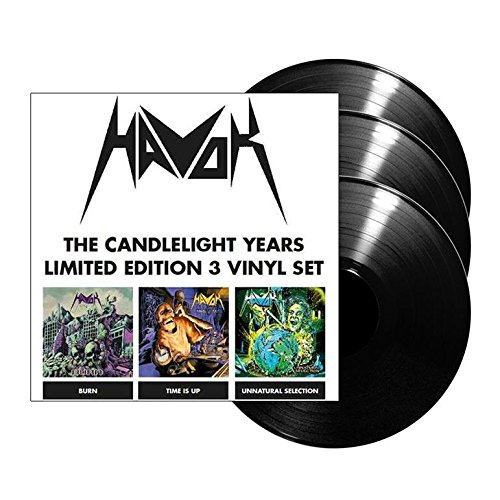 The Candlelight Years (3 Lp)