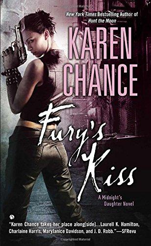 Image of Fury's Kiss (Dorina Basarab)