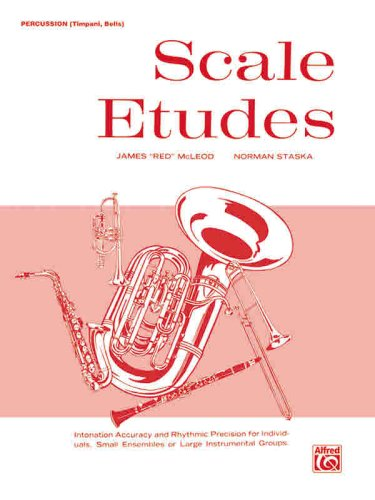 Scale Etudes: Percussion (Timpani, Bells)