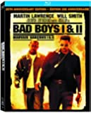 Bad Boys (1995) / Bad Boys II 2-Pack Back To Back Bilingual [Blu-ray]