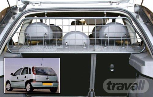 TRAVALL TDG1069 - Hundegitter Trenngitter Gepäckgitter