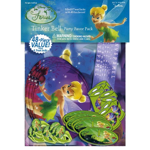 "Disney Fairies ""Party Favor Pack"" - 1"