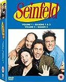 echange, troc Seinfeld: Saisons 1 à 3 - Import Zone 2 UK (anglais uniquement) [Import anglais]