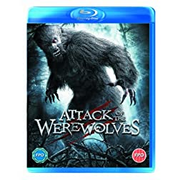 Attack of the Werewolves [Blu-ray]