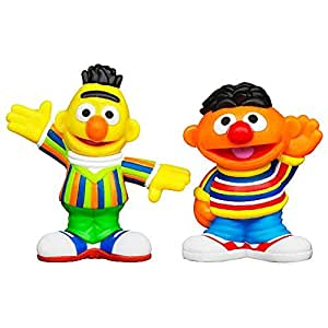 Playskool Sesame Street Figures 2-Pack - Bert and Ernie