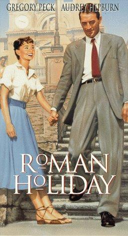 Roman Holiday [VHS]