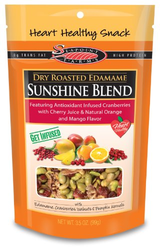 Seapoint Farms Infusion Blend, Sunshine, 3.5-Ounce (Pack Of 6) front-59356