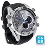 MONTRE CAMERA ESPION ELEGANCE FULL HD...
