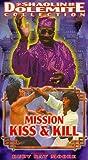 echange, troc Mission Kiss & Kill [VHS] [Import USA]