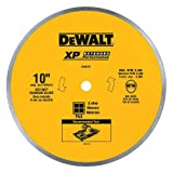 DEWALT DW4761 10-Inch Wet Cutting Continuous Rim S...