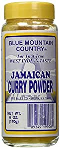 Blue Mountain Country Curry, 6-Ounce