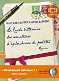 echange, troc Mary Ann Shaffer, Annie Barrows - Le cercle litteraire des amateurs d'epluchures de patates