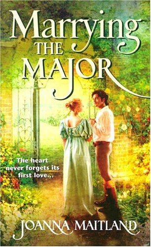 Image for Marrying The Major (Harlequin Historical Series)
