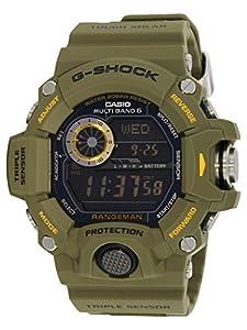 Casio GW-9400-3ER - Reloj (Pulsera, Masculino, Resina, CTL1616, 5,35 cm, 1,82 cm)