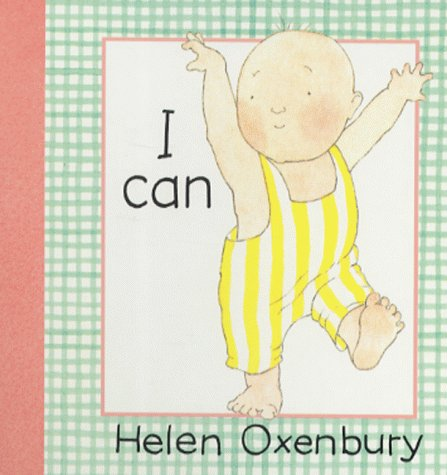 I Can (Baby Board Books)