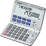 CASIO 金融計算電卓 BF-750 (繰り上げ返済・借り換え計算対応)